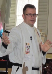 Associate Pastor Chris Mereschuk